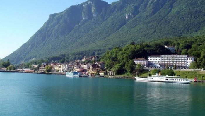 瑞士日內瓦湖畔的凱撒里茲飯店管理大學Bouveret