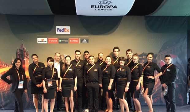 凱撒里茲學生獲選協助2016歐洲足聯賽決賽會場