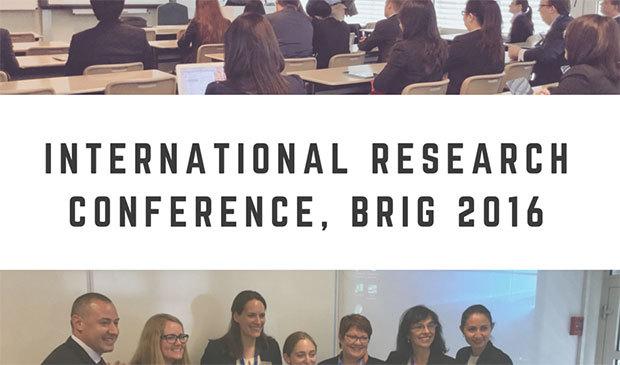 國際研討會在瑞士凱撒里茲管理大學布里格校區舉辦