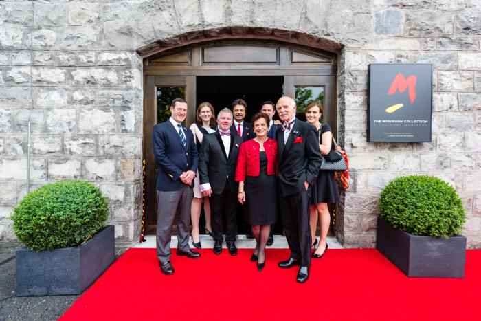 瑞士教育集團(Swiss Education Group—SEG) 協助主廚安東‧莫西曼,大英帝國勳章(OBE)受獎人的夢想實現