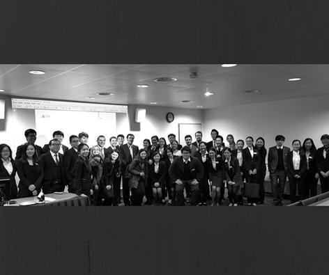 UBS 參與瑞士凱撒里茲飯店管理大學商業企劃課程
